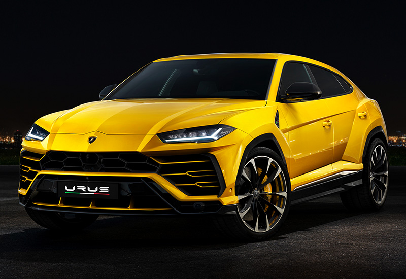 2019 lamborghini urus specifications photo price information rating. Black Bedroom Furniture Sets. Home Design Ideas