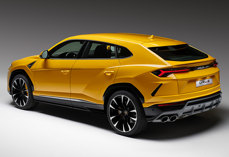 2019 Lamborghini Urus Specifications Photo Price Information Rating
