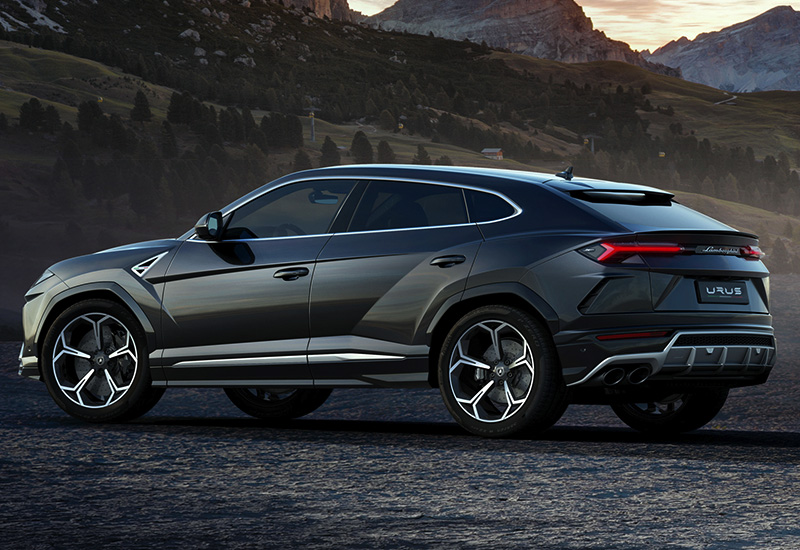 200 Kph To Mph >> 2019 Lamborghini Urus - specifications, photo, price, information, rating