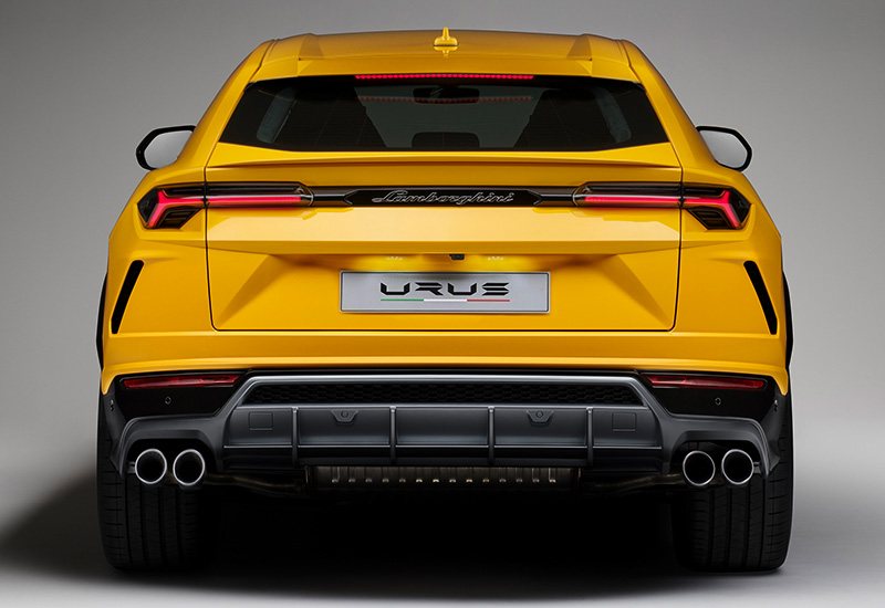 Bentley Speed 6 >> 2019 Lamborghini Urus - specifications, photo, price, information, rating