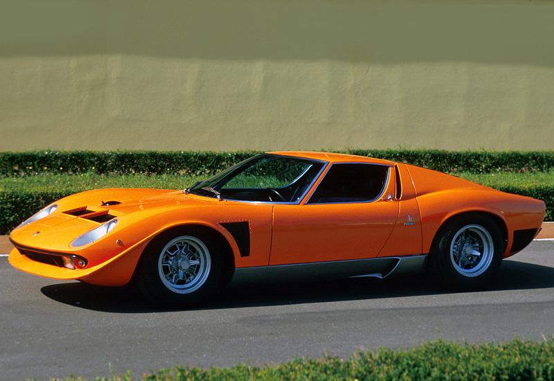 1971 Lamborghini Miura P400 Svj Specifications Photo Price