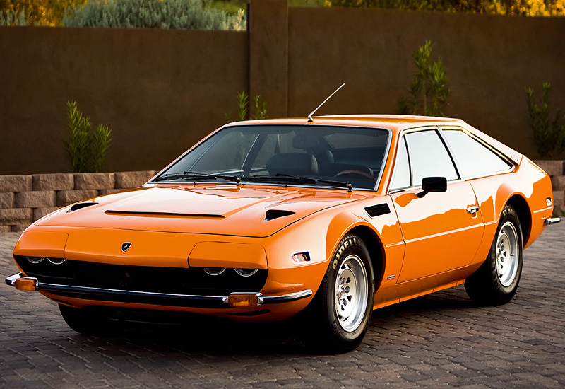 1972 Lamborghini Jarama 400 Gts Specifications Photo