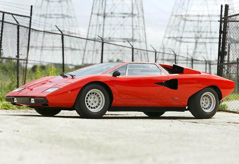1974 Lamborghini Countach Lp400 Specifications Photo Price