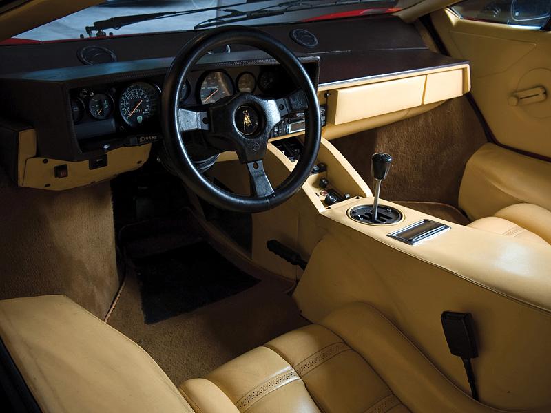 Cadillac Ciel Price >> 1985 Lamborghini Countach 5000QV - specifications, photo ...