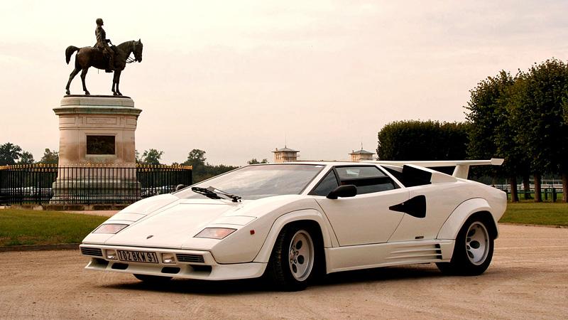 1985 Lamborghini Countach 5000qv Specifications Photo