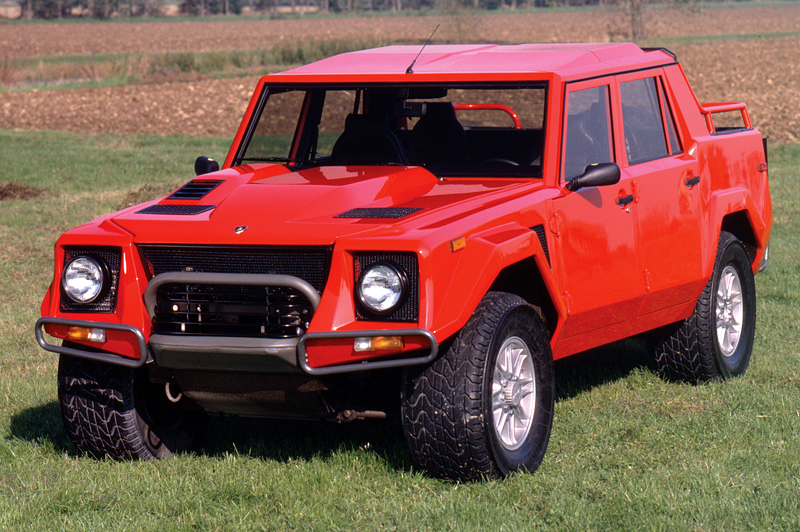 1986 Lamborghini Lm002 Specifications Photo Price
