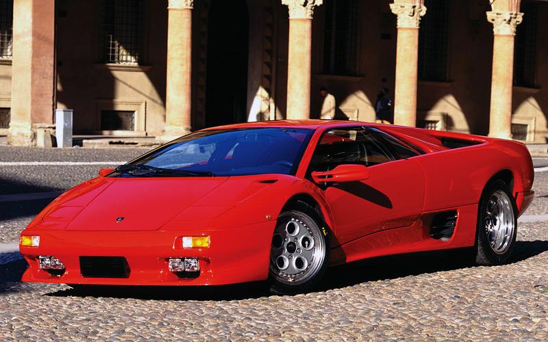 1993 Lamborghini Diablo Vt Specifications Photo Price Information Rating