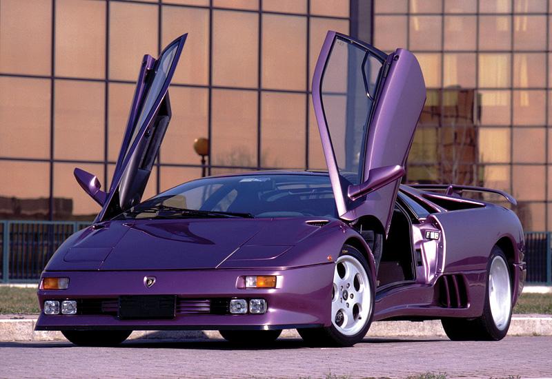 100 Kph To Mph >> 1994 Lamborghini Diablo SE30 - specifications, photo, price, information, rating