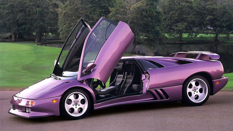 1994 Lamborghini Diablo Se30 Specifications Photo