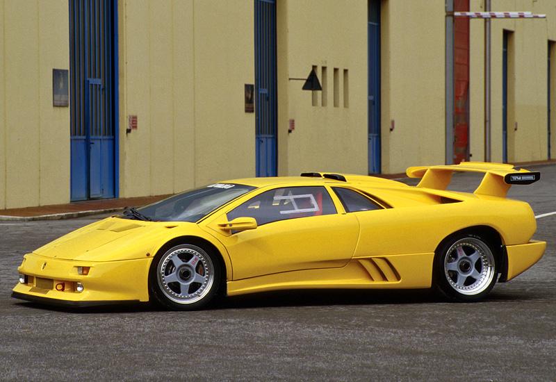 1994 Lamborghini Diablo Se30 Jota Specifications Photo