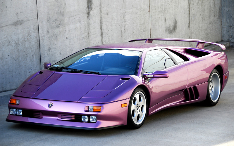 Perfect 1994 Lamborghini Diablo SE30