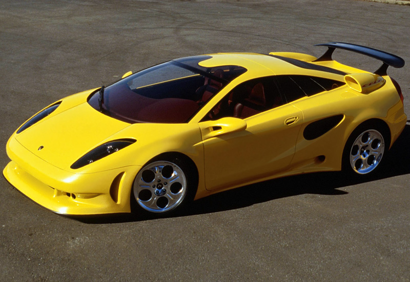 1995 Lamborghini Cala Concept