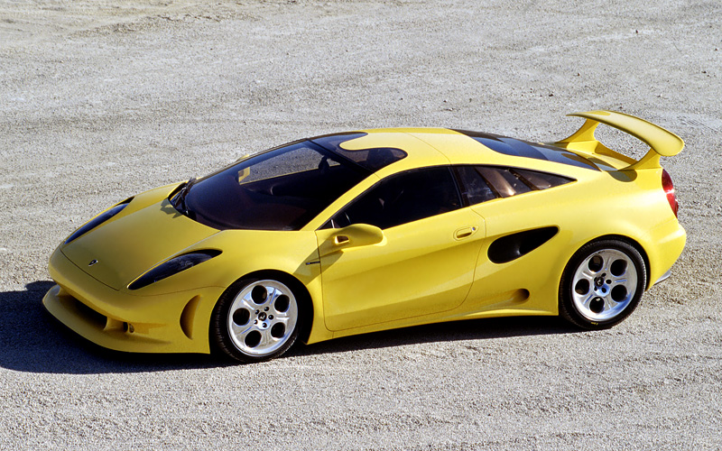 1995 Lamborghini Cala Concept Specifications Photo Price Information Rating