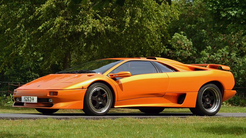 1995 Lamborghini Diablo Sv Specifications Photo Price