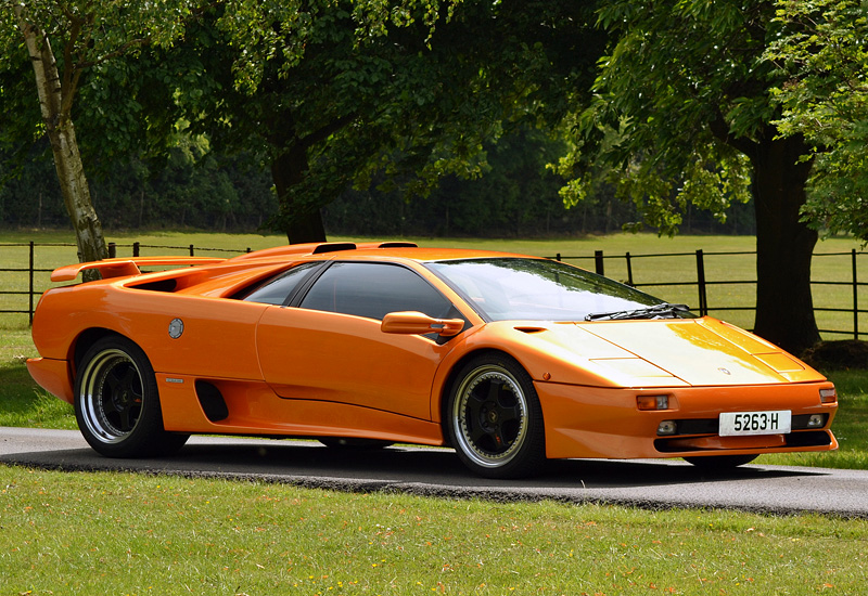 1995 Lamborghini Diablo Sv Specifications Photo Price Information Rating