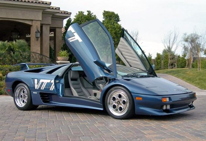 1996 Lamborghini Diablo Vttt Specifications Photo Price