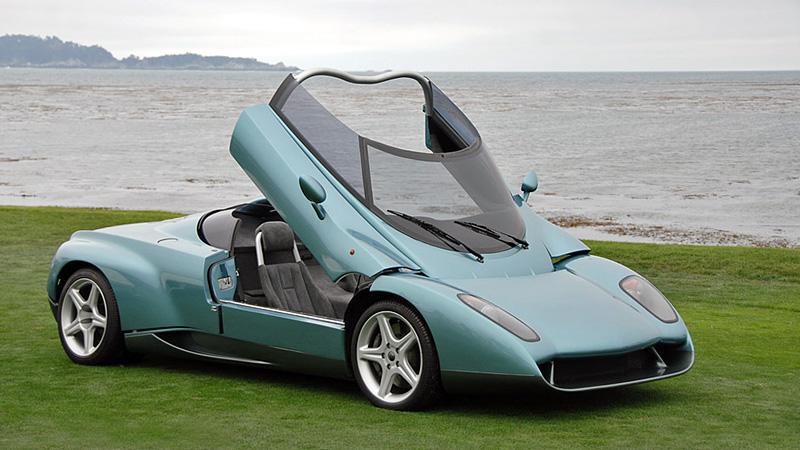 1996 Lamborghini Raptor Concept Zagato - specifications, photo, price, information, rating