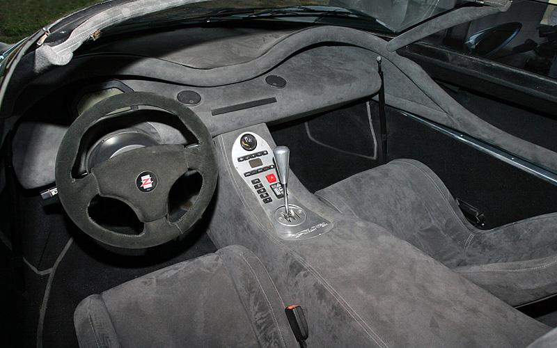 1996 Lamborghini Raptor Concept Zagato Specifications