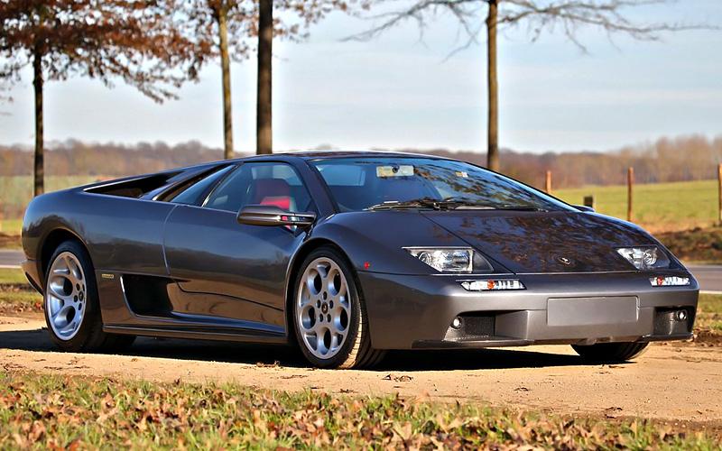 100 Kph To Mph >> 2000 Lamborghini Diablo VT 6.0 - specifications, photo, price, information, rating
