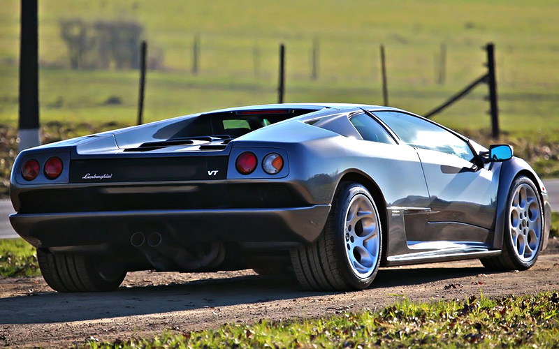 2000 Lamborghini Diablo VT 6.0