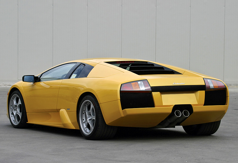 2001 Lamborghini Murcielago Specifications Photo Price