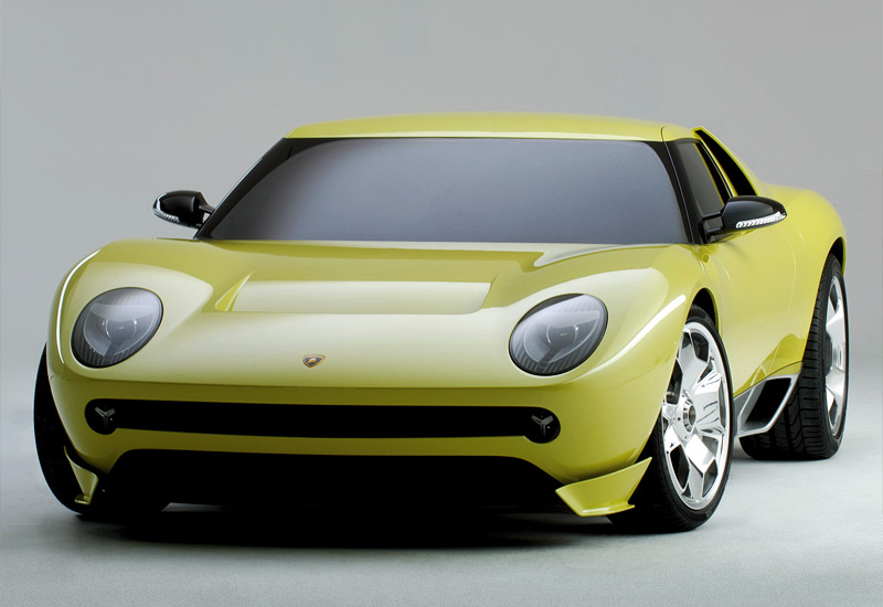 2006 Lamborghini Miura Concept Specifications Photo Price