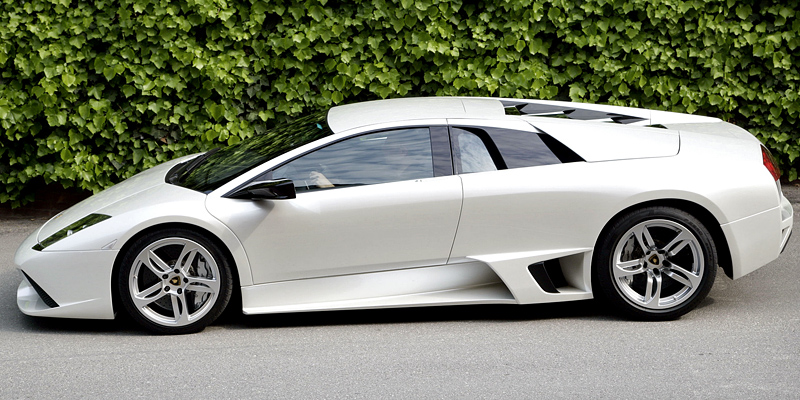 2006 Lamborghini Murcielago Lp640 Coupe Specifications Photo