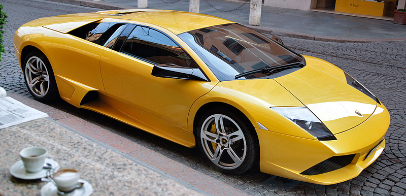 2006 Lamborghini Murcielago Lp640 4 Specifications