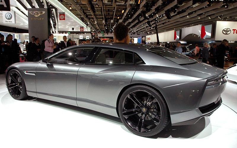 2008 Lamborghini Estoque Concept - specifications, photo, price ...
