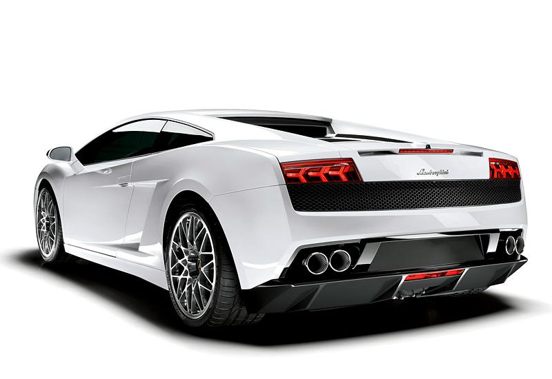 2008 Lamborghini Gallardo LP560-4 - specifications, photo, price, information, rating