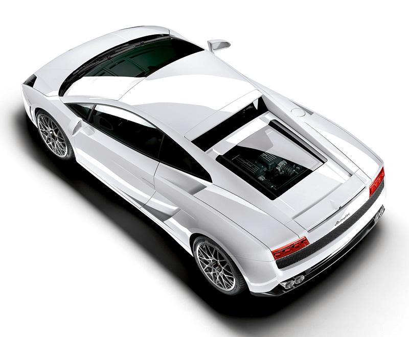 2008 Lamborghini Gallardo Lp560 4 Specifications Photo
