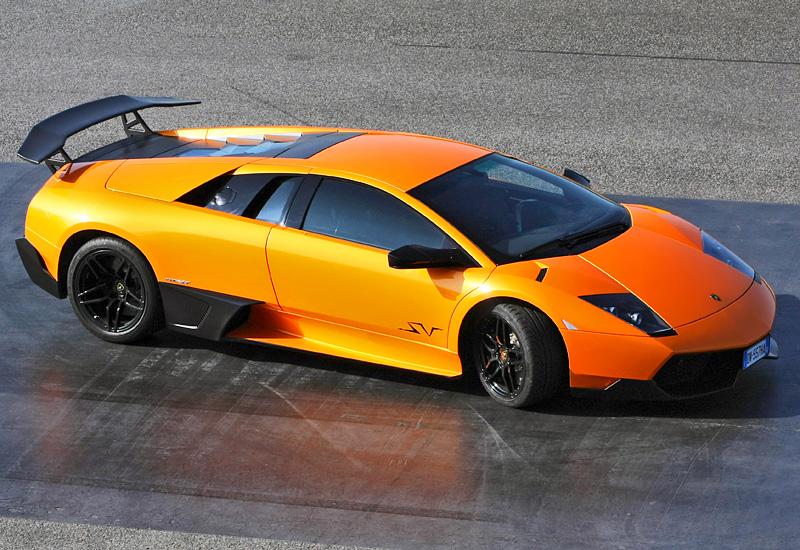 2009 Lamborghini Murcielago Lp670 4 Superveloce