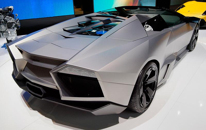 Lamborghini Aventador Roadster Price >> 2009 Lamborghini Reventon Roadster - specifications, photo ...