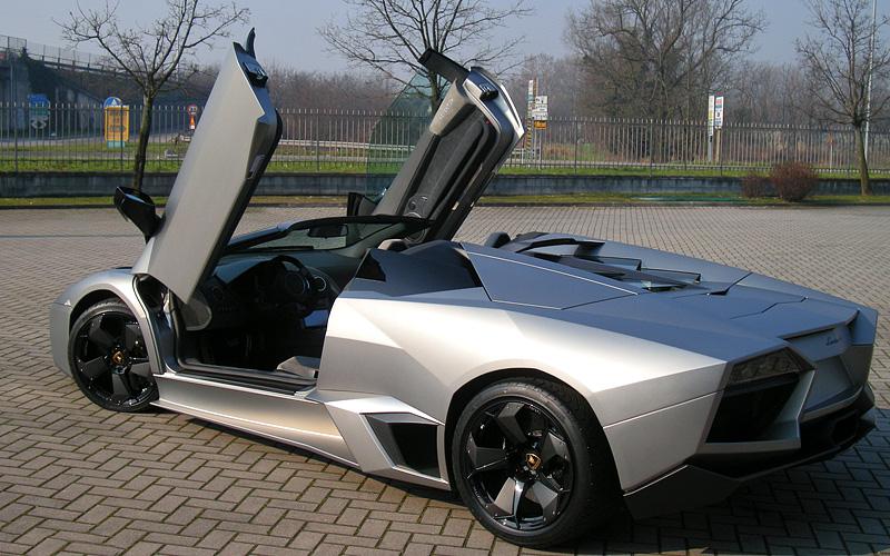 2009 Lamborghini Reventon Roadster Specifications Photo Price