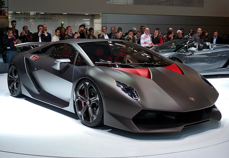 2010 Lamborghini Sesto Elemento Specifications Photo Price