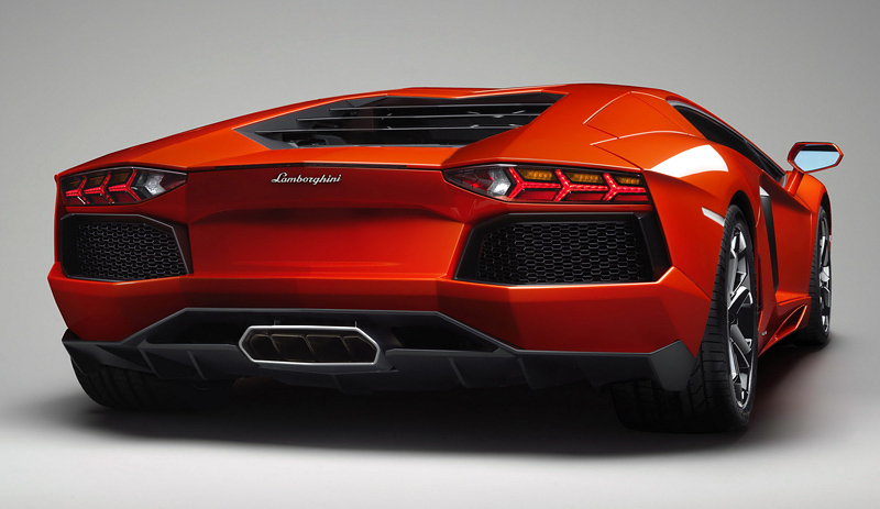 2011 Lamborghini Aventador Lp700 4 Specifications Photo