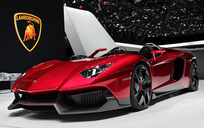 2012 Lamborghini Aventador J Specifications Photo Price