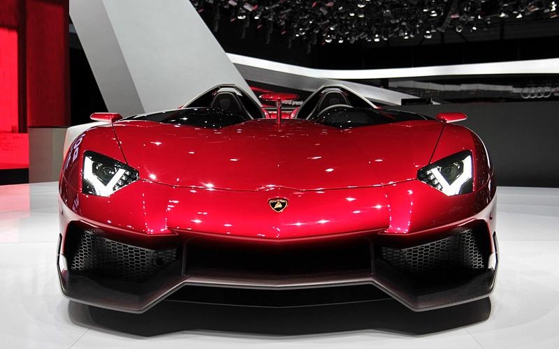 2012 Lamborghini Aventador J Specifications Photo