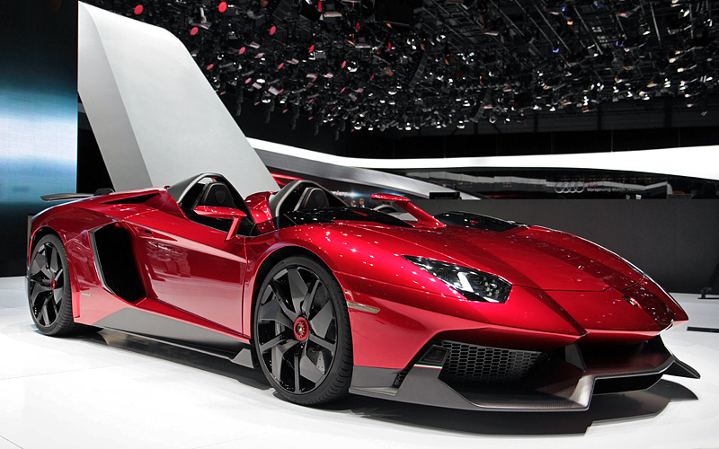 top cars from lamborghini
