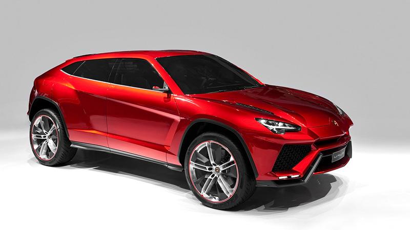 New Lamborghini Urus SUV For Sale