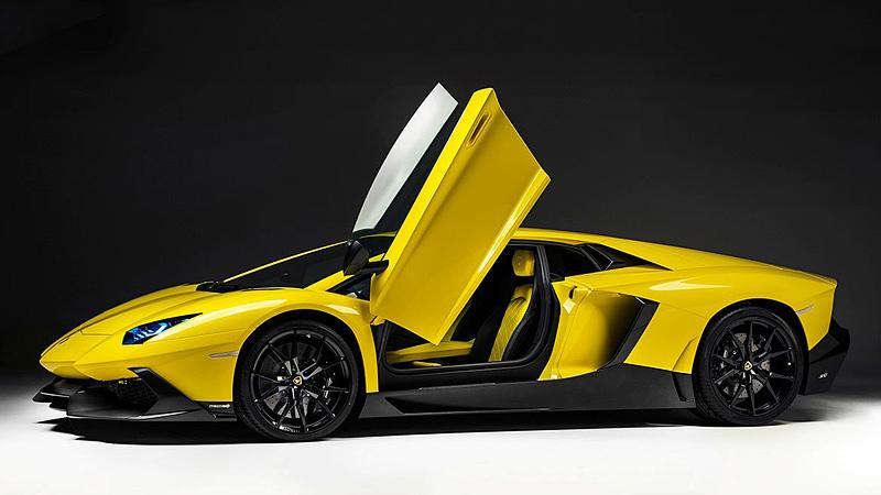 2013 Lamborghini Aventador LP720-4 50 Anniversario Edition