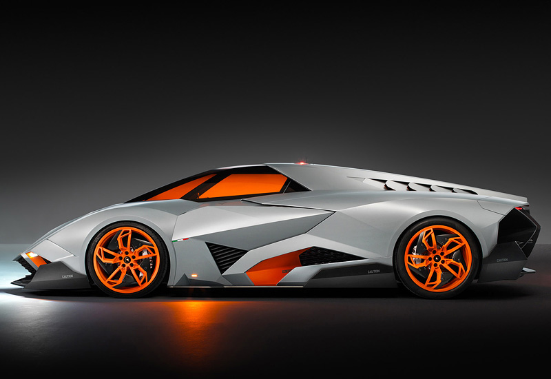 2013 Lamborghini Egoista Concept Specifications Photo Price Information Rating