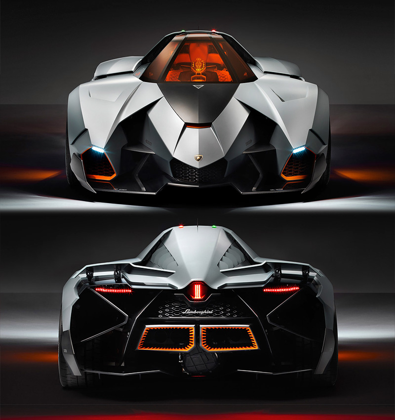 2013 Lamborghini Egoista Concept   Specifications, Photo, Price,  Information, Rating