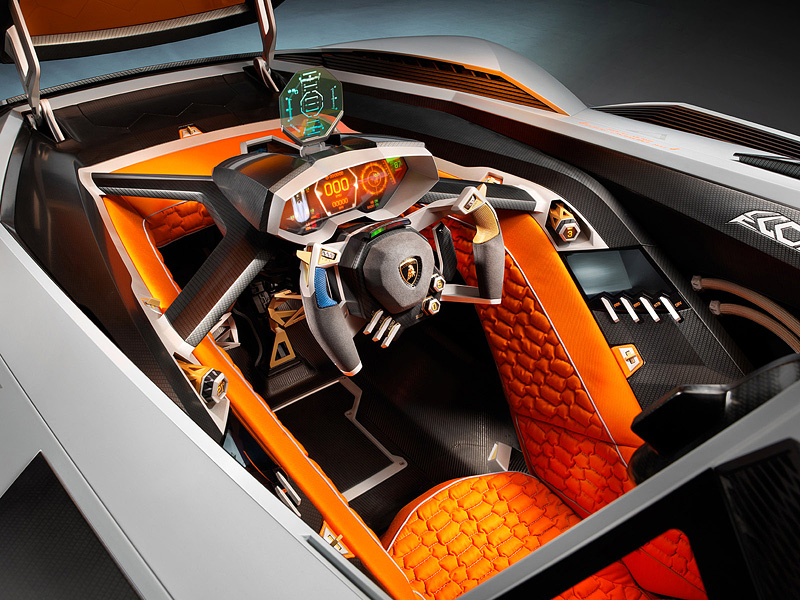 2013 Lamborghini Egoista Concept , specifications, photo