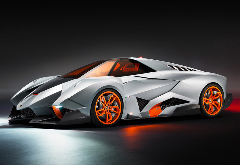 Lamborghini Egoista Cena