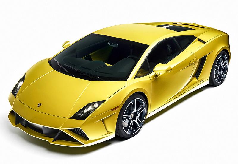 Amazing 2013 Lamborghini Gallardo LP560 4