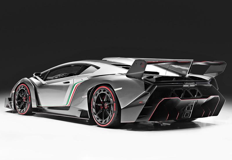 2013 Lamborghini Veneno Specifications Photo Price