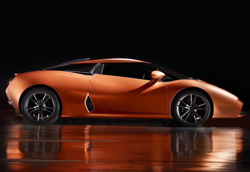 2014 lamborghini 5 95 zagato specifications photo price information rating. Black Bedroom Furniture Sets. Home Design Ideas
