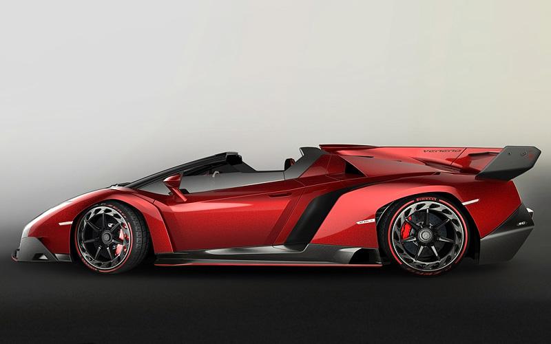 2014 Lamborghini Veneno Roadster Specifications Photo