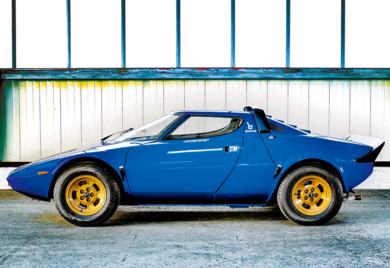 1973 Lancia Stratos Hf Specifications Photo Price Information